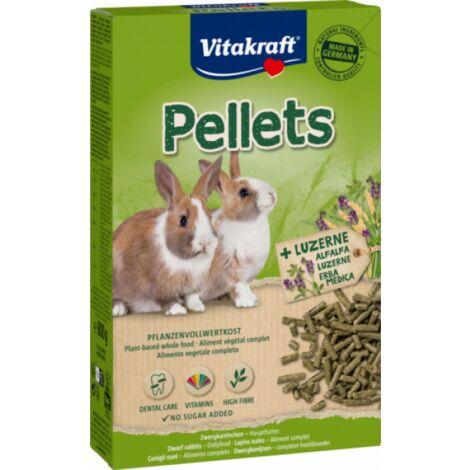Granulés pour lapins nains Vitakraft Pellets 800 g