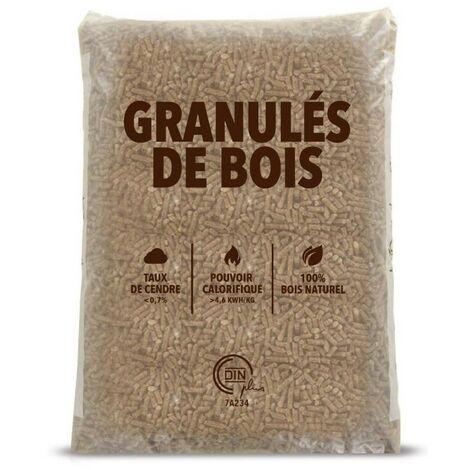 Granul�s de Bois / Pellets certifi�s DIN P