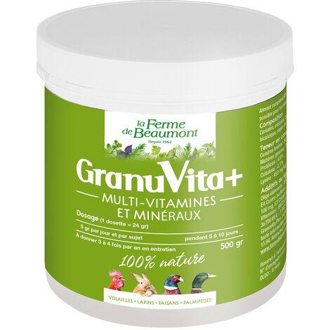 Granuvita Plus 500 gr