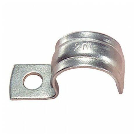 """main image of """"Grapa Metalica 1 Pata 15 mm. Wolfpack Caja 100 unidades"""""""