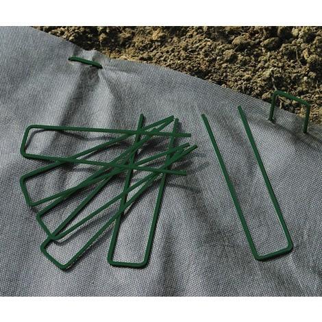 Grapa Metalica Suj Cesped B/10 - FIXOL - 2007291
