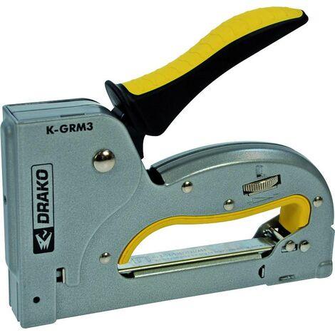 Grapadora Manual Drako K-Grm-3 Prof