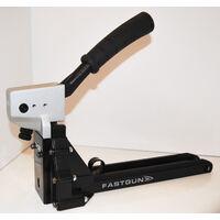 Grapadora Manual para el cerrado de cajas cartón ondulado FASTGUN FG 35/18 Pro