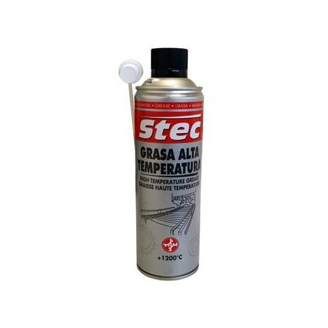 Grasa alta temperatura lubricante spray 400ml KRAFFT