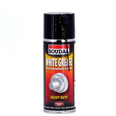 Grasa blanca en spray 400 ML Soudal
