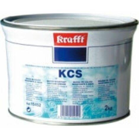 """main image of """"GRASA CONSISTENTE CALCICA 5 KG KRAFFT"""""""