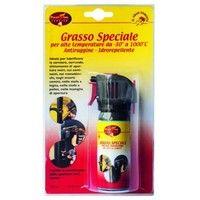 Grasso speciale per alte temperature antiruggine idrorepellente bombola 50 ml - BEST FIRE
