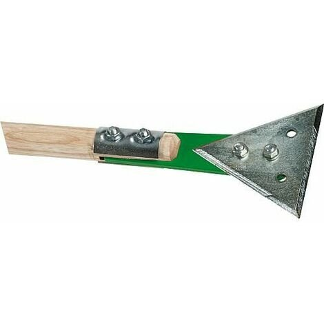 Grattoir avec lame réversible 140 mm