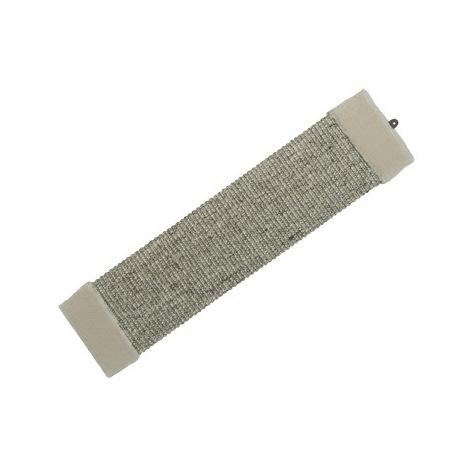 Grattoir peluche gris 15 x 60 cm Jumbo