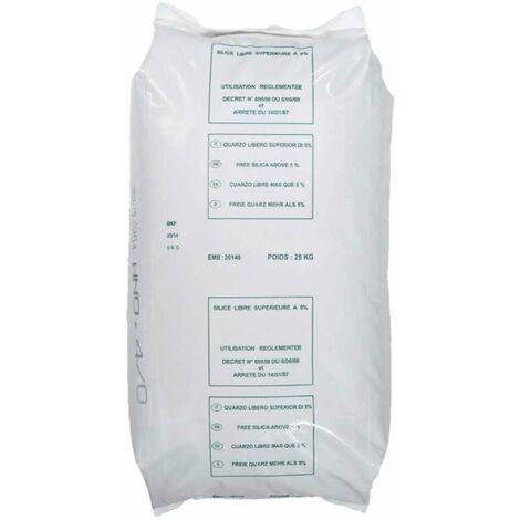 Gravier pour filtration 1 à 2.5 mm 25kg
