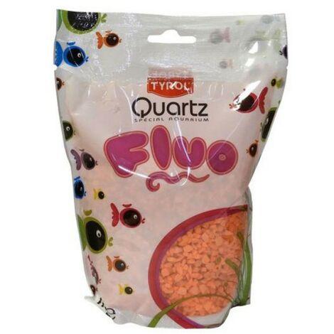 Gravier quartz fluo 1 kg Tyrol