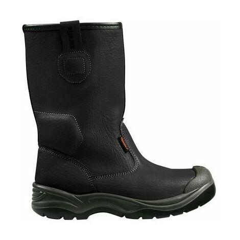 Scruffs T54578 Gravity Rigger Boot Black Size 11 / 46