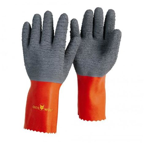 GRC9 - Gants gros épineux OUTILS WOLF Taille 9