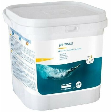 GRE Granulé régulateur de pH - 5 Kg - Pour baisser le pH