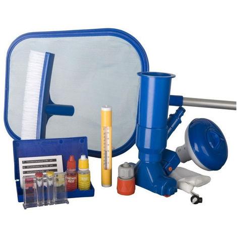 GRE Kit de nettoyage pour piscine - 7 pieces