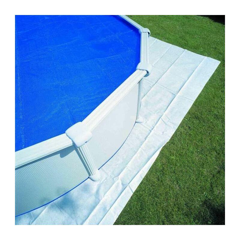 GRÉ - Tapis de sol GRE pour piscine hors sol - Ø 5,50m