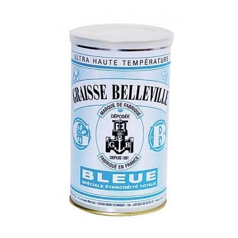 Grease - Blue BELLEVILLE Grease (1kg Jar) - GRAISSEBELLEVILLE : GB100B