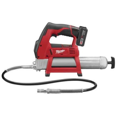 Grease MILWAUKEE M12 GG-401B 12V 4.0Ah 4933441675