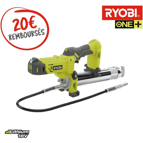 Grease Pump RYOBI 18V Without battery and charger R18GG-0