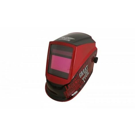 Great tool - Masque de soudure automatique haut de gamme (Toutes soudures TIG, MIG, Arc-Air) - TNT