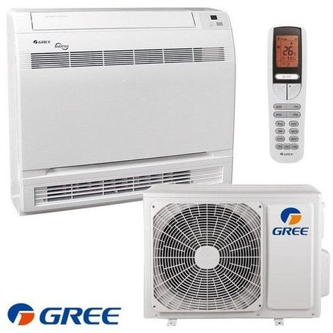 GREE CONSOLE GEH09AA + K3DNA1A 2500W R32 A+