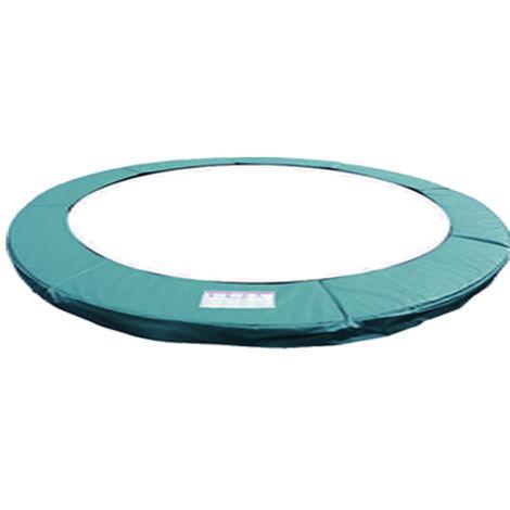 Green Bay Coussin de Protection pour Trampoline Vert