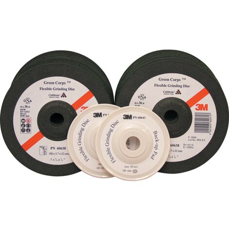 Green Corps Flexible Grinding Disc Kits