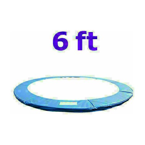 """main image of """"Greenbay Trampoline Replacement Pad Blue"""""""