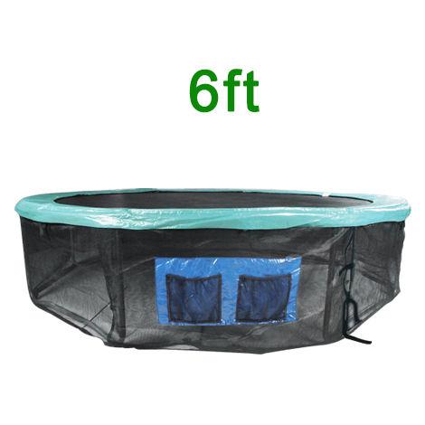 "main image of ""Greenbay Trampoline Base Skirt Safety Net Enclosure Surround Universal Fit"""