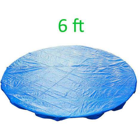 Greenbay Trampoline Universal Rain Dust Cover Weather Protective Guard