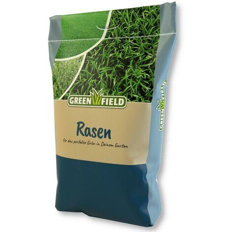 Greenfield Landschaftsrasen gazon paysager emplacements secs sans herbes RSM 10 GF 7.2.1 kg graines de gazon