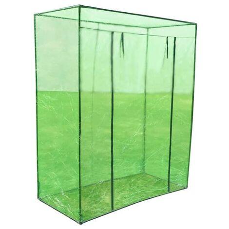 Greenhouse Steel frame PVC