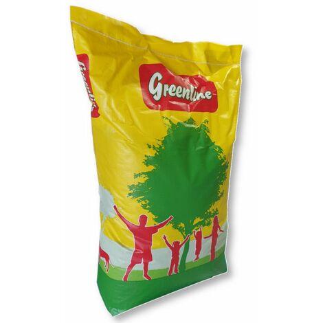 Greenline Böschungsrasen 10 kg Böschung Grassamen schnellkeimend Hangsamen