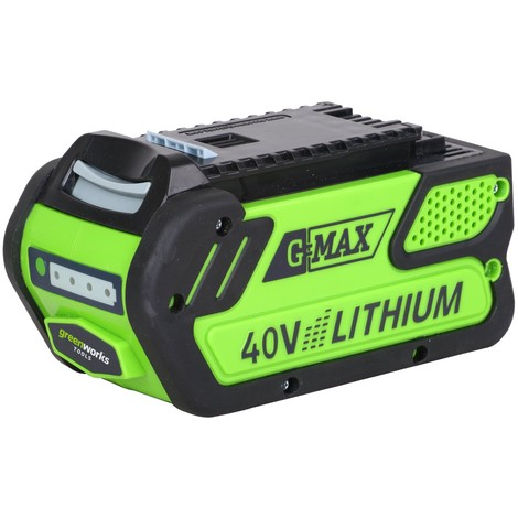 Greenworks 40V 2Ah Sanyo battery