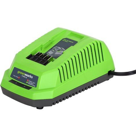 Greenworks 40volt Charger - BS Plug