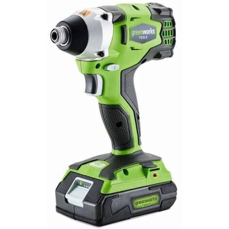 Greenworks Brushless Impact Driver without 24 V Battery GD24ID 3801407