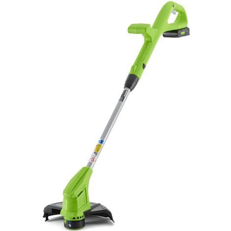 Greenworks Desbrozadora sin batería 40 V G24LT30 2101207 - Verde