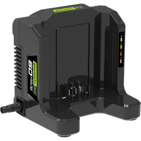 Greenworks G60UC 60V Litio-ion Cargador de batería