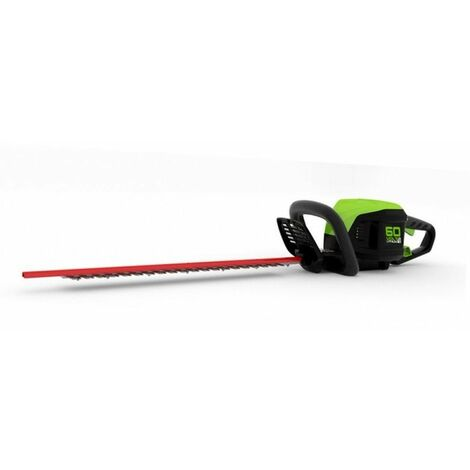 Greenworks GD60HT 60V Litio-Ion Bateria Cortasétos cuerpo - 600mm