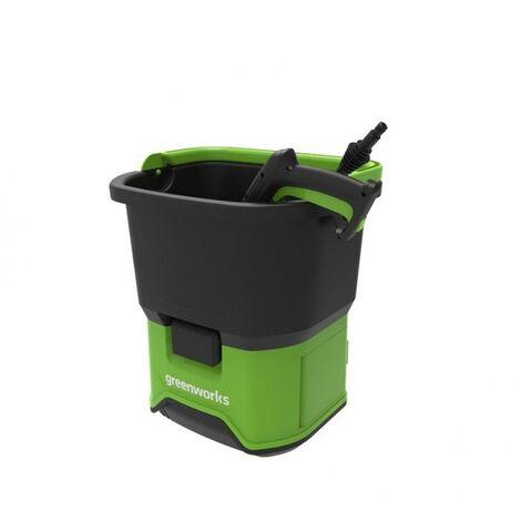 Greenworks GDC40 - Batterie Li-Ion 40V - Nettoyeur haute pression - 70 bar