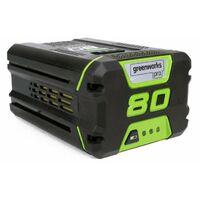 vhbw Batterie Li-Ion 4000mAh pour outils électriques Greenworks 40cm tel que 24252 G-MAX 4 AH Li-Ion. 29282 40V 2601102 G-MAX 4 AH Li-Ion