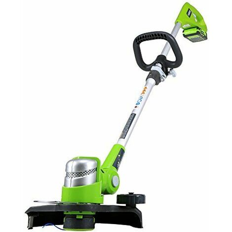 Greenworks Tools set 2100007 -a Coupe-bordure sans fil 24 V Lithium-ion