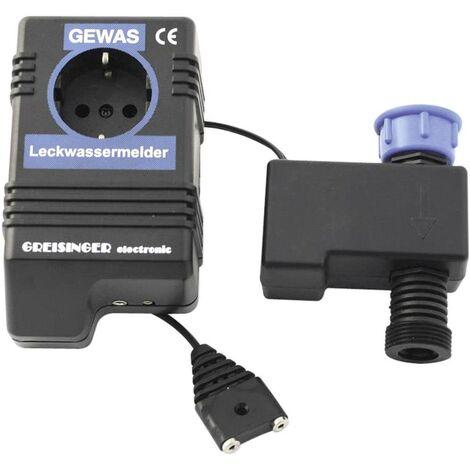 Greisinger 601910 Wassermelder mit externem Sensor netzbetrieben D35249