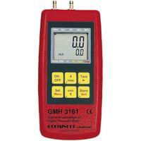 Greisinger GMH 3161-07 Druck-Messgerät Luftdruck, Nicht aggressive Gase, Korrosive Gase -0.01 - 0.3 Q53687