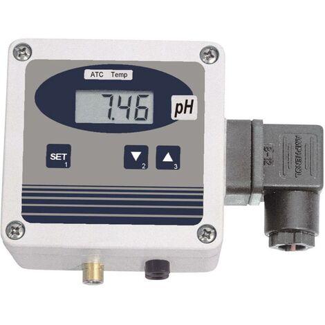 Greisinger GPHU 014 MP/BNC pH-Messgerät pH-Wert X37680