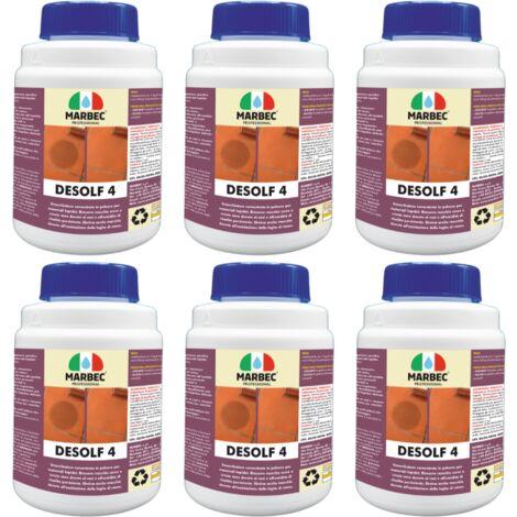 GRES BRILL   Detergente igienizzante anti-alone per gres porcellanato lucido
