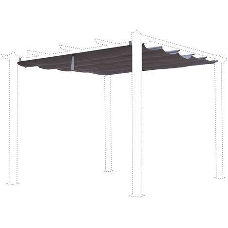 """main image of """"Replacement Canopy for 3x3m Condate"""""""