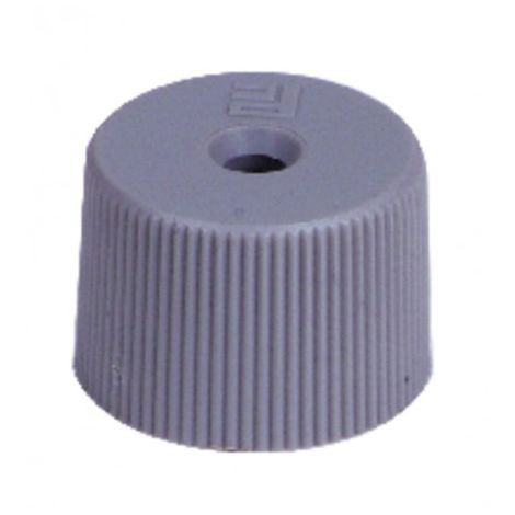 Grey knob - DIFF for Chaffoteaux : 61302613