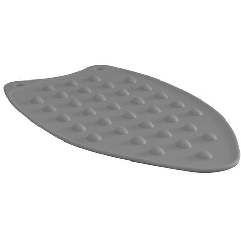 Grey Silicone Iron Rest | Pukkr