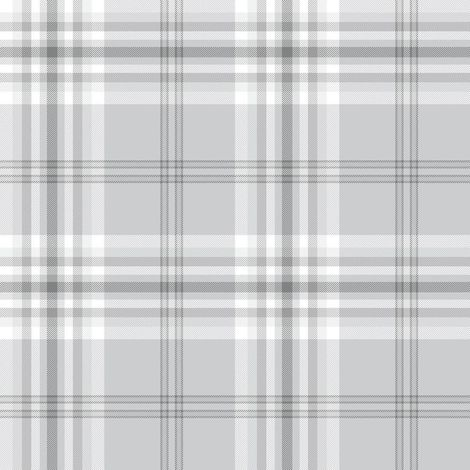 Muriva Catherine Lansfield Kelso Check Light Grey Wallpaper 165521 Tartan